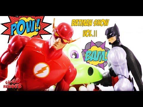 БЭТМЕН и ФЛЭШ представляют Бэтмен шоу! 2 выпуск.