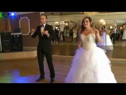Ciekawy Pomysł Na Pierwszy Taniec Magdy I Tomka HD