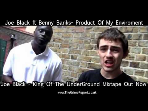Joe Black feat. Benny Banks - Product Of My Environment [King Of The Underground]