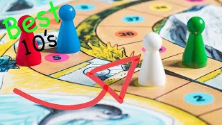 Top 10 BOARD GAMES That You Can PLAY