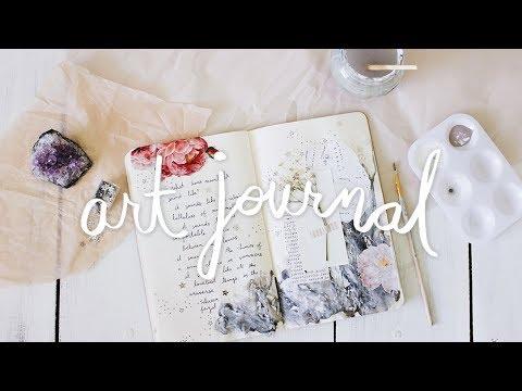 art journal #4