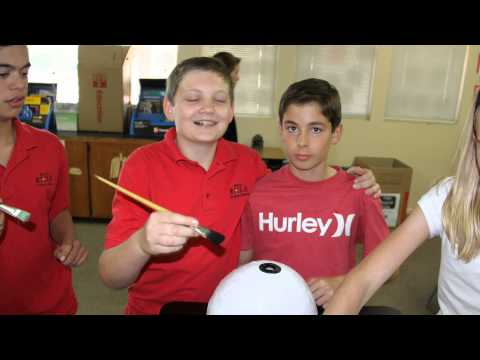 Red Hill Lutheran School Science Olympics - 03/31/2014
