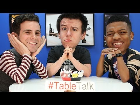 Evil Masterminds and Win-A-Date-With-Will on #TableTalk!