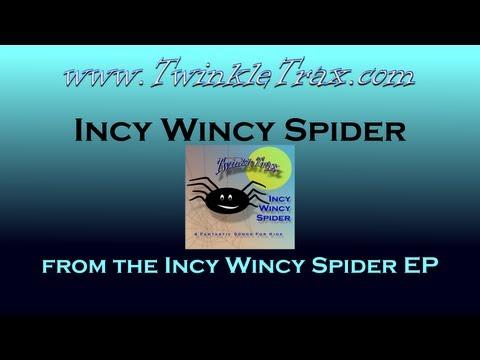 Incy Wincy Spider - Kids Songs, Lullabies And Nursery Rhymes From Twinkletrax video