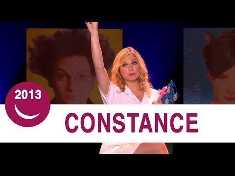 CONSTANCE AU FESTIVAL DU RIRE DE LIEGE 2013