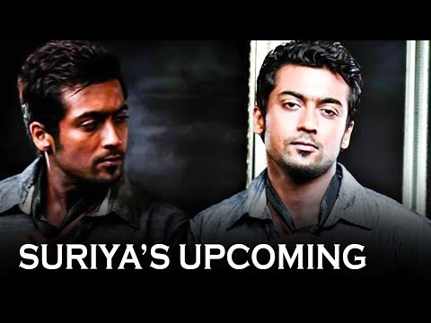 Suriya's Upcoming 7 Films | NGK & More