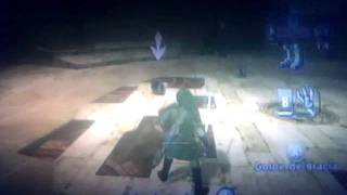 Zelda Twilight Princess - Patibulo del Desierto 03
