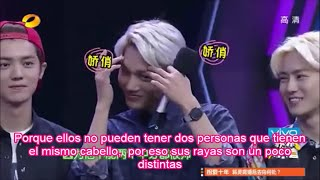 [SUB ESPAÑOL] 140705 EXO Happy Camp (1-8)