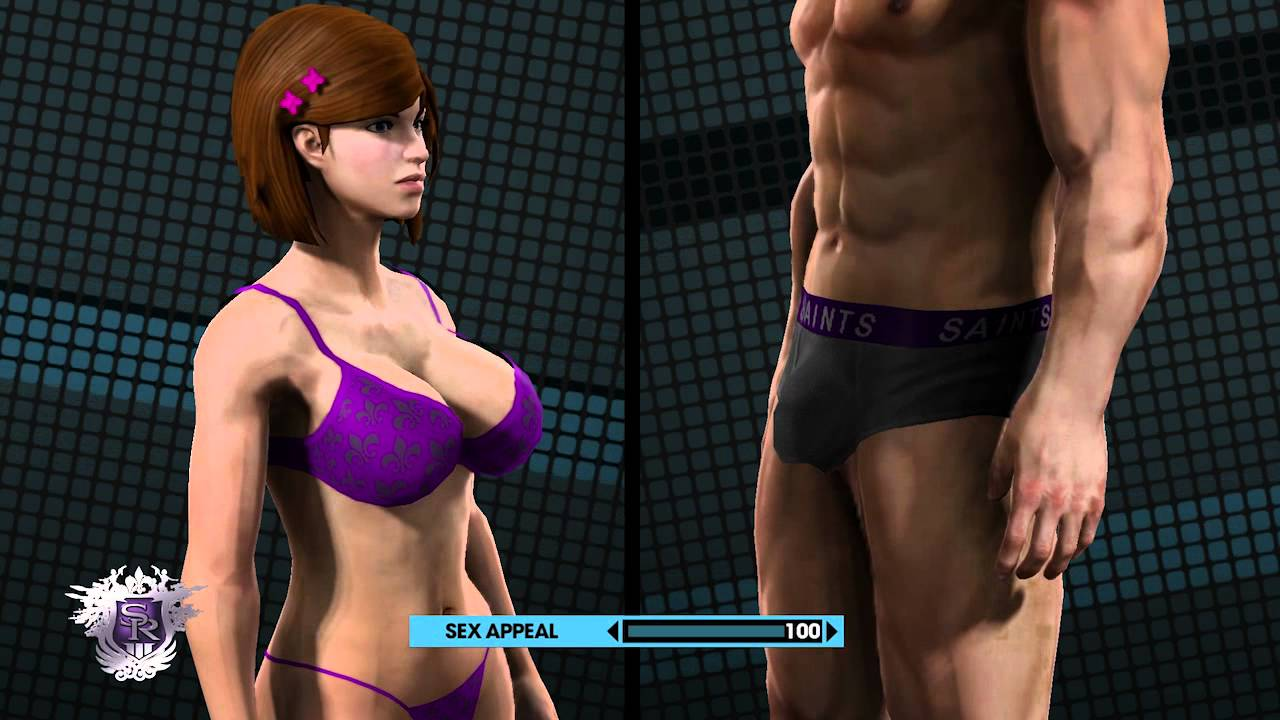Saint s row sex attentively