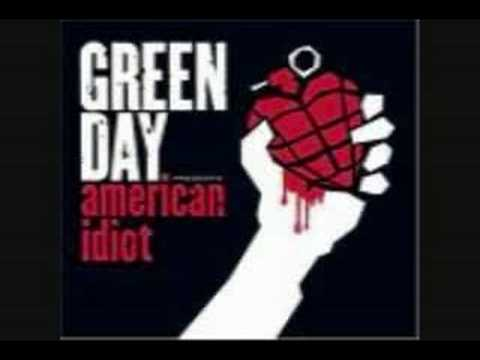 Green Day - The Death Of St. Jimmy