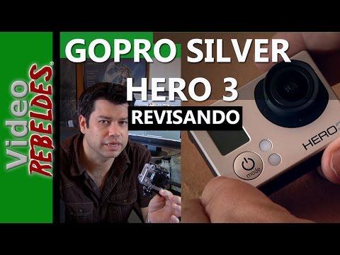 Gopro Hero 3 Silver edition: Todo lo que querías saber /Review