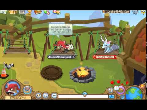 animal jam-2st a long mailtime x3
