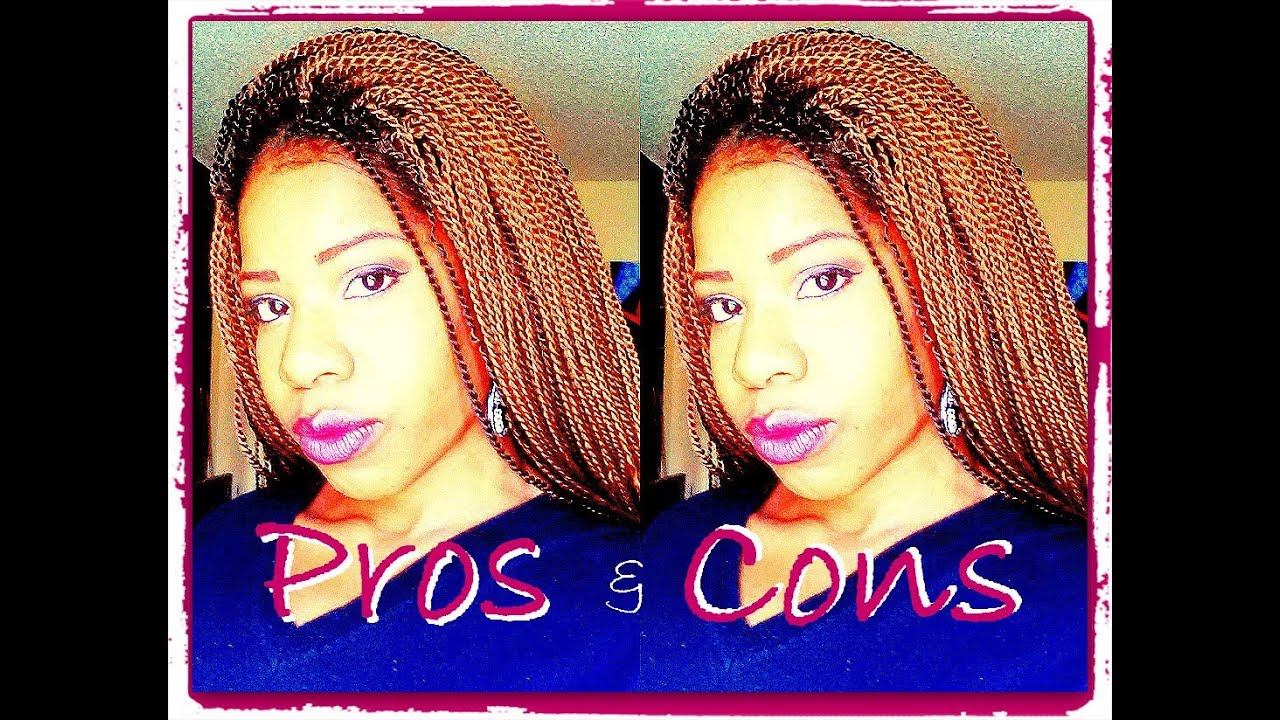Pre Twisted Crochet Hair Styles : Crochet Braids Update: (Pre-twisted Hair) Pros & Cons - YouTube