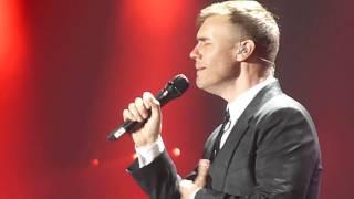 "Gary Barlow - SISYL Tour ""Lie To Me"" - Belfast Odyssey Arena - 29/03/14"