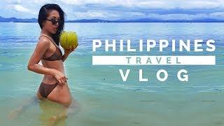 PHILIPPINES TRAVEL VLOG! Palawan, Family Reunion, Boracay | Nava Rose