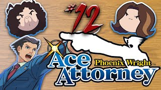 Phoenix Wright - 12 - The Fallen Miss May