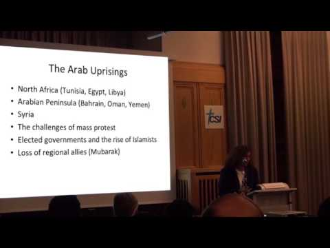 Prof. Madawi Al-Rasheed: Saudi Arabia's Interventions and their Impact on Local Communities