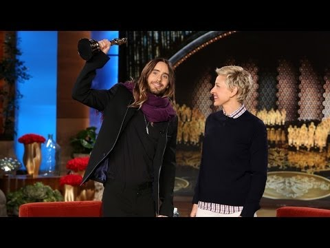 Jared Leto Wins Best Supporting Actor