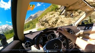HD Kanaltrailer TheApp9 MB SL 400 & SLK 300 in the Alps
