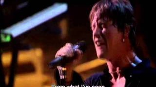 Hand me down - Matchbox Twenty (english subtitles)
