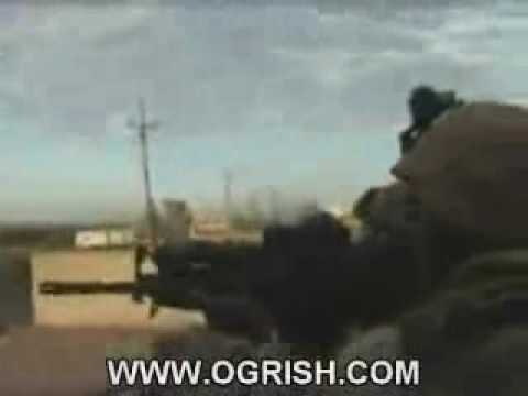 Military Action in Fallujah Video