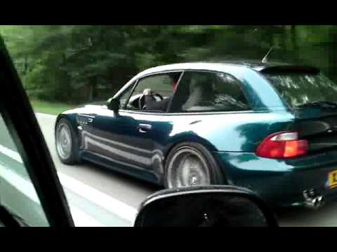 Bmw Z3 2 8 Coup 233 Vs Bmw Z3 2 8 Roadster Youtube