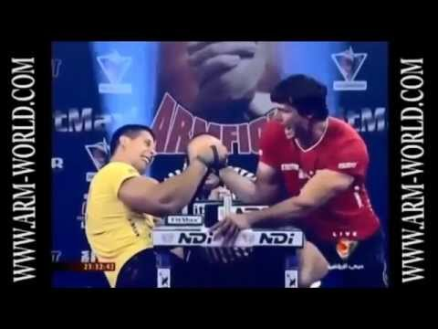 MOTIVATIONAL SPEECH - ARMWRESTLING VIDEO