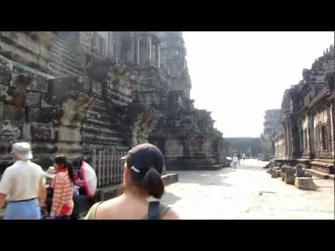 Angkor Wat, Cambodia - Around Central Temple