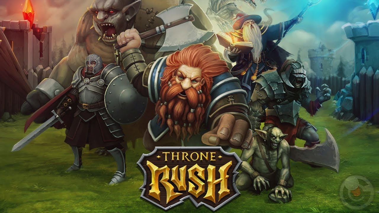 Tips Singkat Bermain Throne Rush
