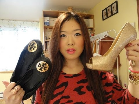 Confessions Of a Shoe-A-Holic Tag! ♥