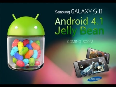 Install Jelly Bean Galaxy S2 CyanogenMod 10 Official