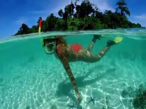 Pulau Pari Kepulauan Seribu Kaya Keindahan Alam