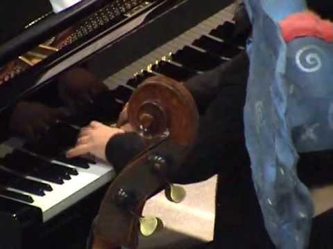 11 Carnevale degli animali – PIANISTI – FABIANA BARBINI e ALESSANDRO TRICOMI (pianoforti).flv
