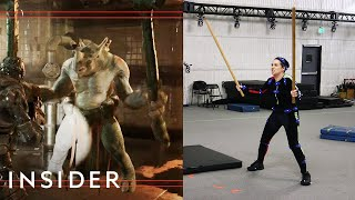How Actors Train For Motion Capture Roles | Movies Insider