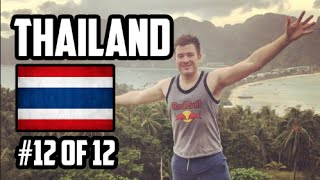 EXPLORING THAI ISLANDS | Country #12 of 12