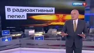 Head Of (Russia) Today Makes Scary Threat On-Air  3/18/14