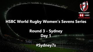 We're LIVE for day one of the HSBC World Rugby Women's Sevens Series in Sydney #Sydney7s