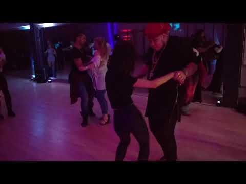V5 UKDC DJ-KAKAH XMAS Social Dance Party ~ video by Zouk Soul