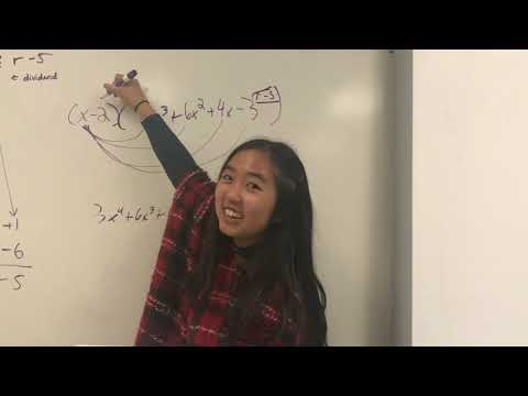Checking long division with division algorithm MP3