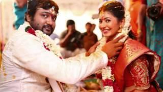 Bobby Simha marries Reshmi Menon in Tirupati