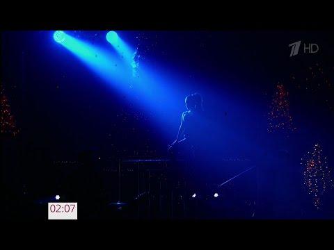 NYUSHA - Целуй, Новогодняя ночь на Первом, 01.01.17