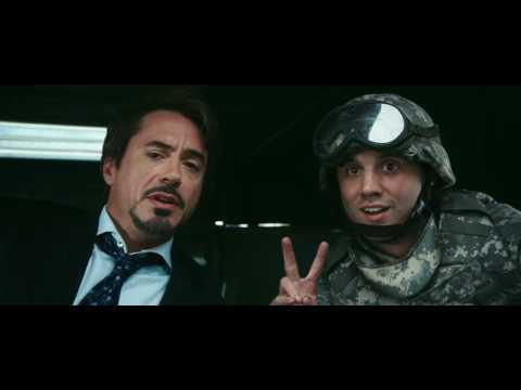 Iron Man HD 1080p Test (MKV Format)