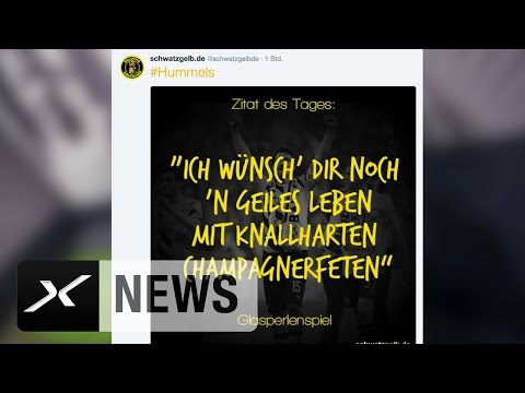 "Twitter-Gewitter zu Mats Hummels Abschied: ""Als Kapitän nicht mehr tragbar"" | Borussia Dortmund"
