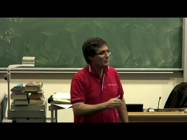 Lecture 8: Data Structures and Algorithms - Richard Buckland