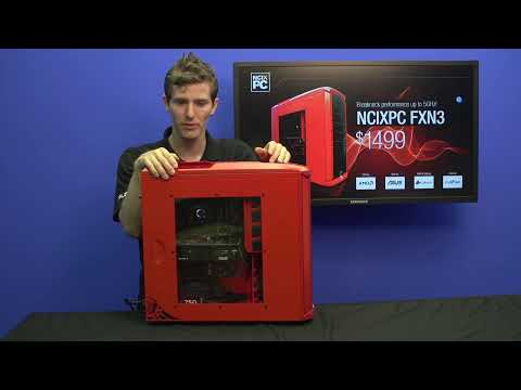 NCIXPC FXN3 featuring the new 9000-series AMD FX processor!