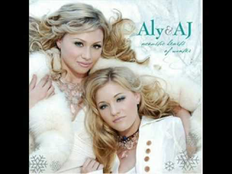 02. Aly & AJ- Joy to the World HQ + Lryics