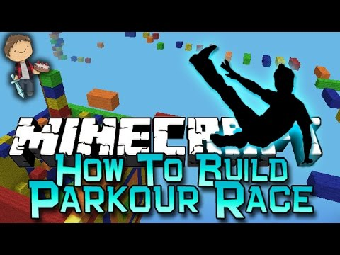 How To Build Parkour Courses In Minecraft! w/Bajan Canadian, JeromeASF, Vikkstar, and Nooch!