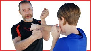 Wing Chun Bong Sao Lop Sao Energy Drill Part 1—Core JKD Wing Chun