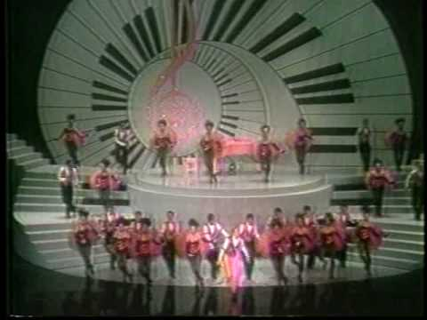 Academy Awards with Bernadette Peters Choreography by Walter Painter