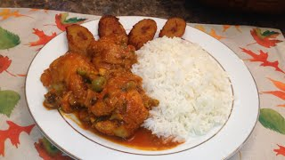 Pollo Guisado (Stewed Chicken) - Ohhlala Café ♥